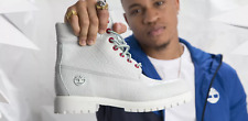 Timberland Boot Limited Release - TB0A1P9Q - White Serpent / Red Eyes - Men's 14