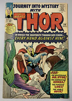 Journey Into Mystery #110 With The Mighty Thor November 1964 Marvel Comics