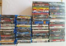 Blu-ray + DVD Sammlung 125 Filme - siehe Bilder + Liste
