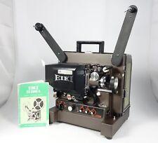 EIKI EX-2000N XENON 16mm TON-FILMPROJEKTOR MIT ANAMORPHOTEN-HALTERUNG
