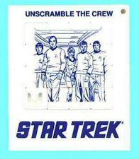 """Star Trek Slide Puzzle """"Original Crew"""""""