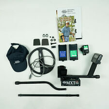"""New ListingWhites Mxt All Pro Metal Detector with Waterproof Round 10"""" Dd Search Coil"""