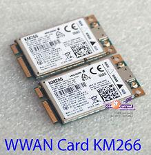 Wwan KM266 Umts Gsm Gprs Module Dell Precision M2400 M4300 M4400 M6400 XPS 13