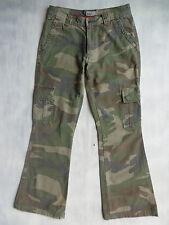 Tommy Hilfiger Darice Pant Camouflage Cargo Hose Gr 34 W26/L30 1AZust. °628