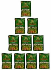 Pack of 10 Amina Henna Natural Black - 25gm x 10