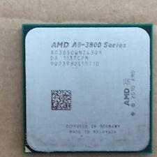 AMD APU A8-3850 Socket FM1 Quad-Core AD3850WNZ43GX