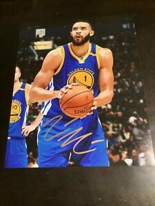 Javale McGee Golden state warriors autographed 8x10 clearance