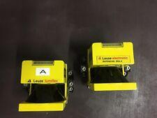 2x Leutze electronic Rotoscan RS4-4