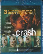 Crash (Blu-ray Disc, 2004, Canadian) BRAND NEW - BEST Picture