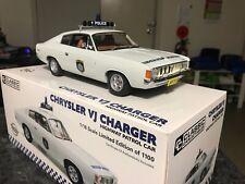 1/18 Chrysler VJ Charger NSW Police Highway Patrol Car Item:18538