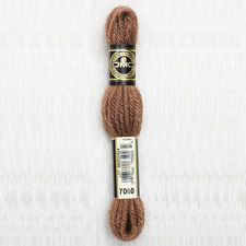 DMC Tapestry Wool 7060 - Light Brown - 8m Skein
