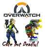 Overwatch Roxo Lucio Cute But Deadly Figure by Blizzard (TARGET EXCLUSIVE)