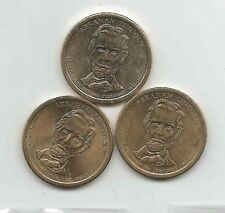 (1 Coin) 2010 -D  Pres. Abraham Lincoln Dollar.