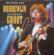 BOUDEWIJN DE GROOT - HET BESTE VAN  - CD