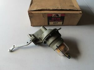 Nos Ampco Engine Fuel Pump fit Jeep Willys 41-49 (637/990500038)