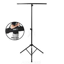 Gorilla T Bar Lighting Stand High Quality Light Weight DJ Disco T-Bar (GLS-100)
