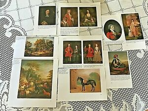 Ephemera Creative Collection Dollhouse ART Ancestors 1669-1832 Calke Abbey UK
