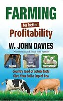 Farming for Better Profitability by Davies, W. John Book The Fast Free Shipping