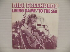 MICK GREENWOOD Living game / to the sea 110007 L