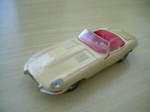 TEKNO 926 JAGUAR Type E Cabriolet 1/43