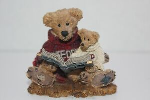 Boyds Bears & Friends - Ted & Teddy