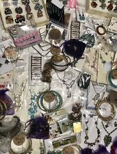 New Wholesale Lot: Rings, Necklace, Pins, Bracelets, Earrings, Keychains ~ 50 Pc