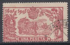 QUIJOTE º 264 - 1 PTA. - AÑO 1905 - VALOR CLAVE DE LA SERIE