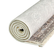 Silesia Vintage Cream Grey Modern Rug Runner 2 Sizes **FREE DELIVERY**