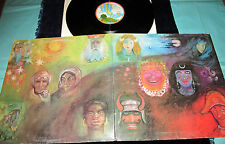 "12"" - LP - KING CRIMSON - IN THE WAKE OF POSEIDON !!! ISLAND GER 1970 !!!"