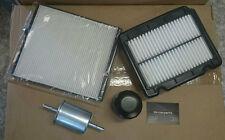 Inspektionspaket Filter Wartungskit Chevrolet Aveo 1,2 62KW 2008-