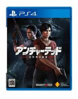 PS4 Uncharted The Lost Legacy Japan F/S