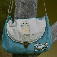 woman handbag, woman's bag, shoulder bag, handbag, linen and velvet, hand embroi