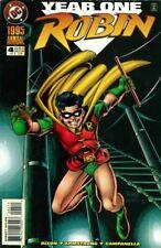 DC Robin Annual 4    Regular Series 1995