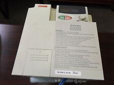WHOLESALE LIQUIDATION MITSUBISHI E500 FR-E540-0 4K-NA INVERTER