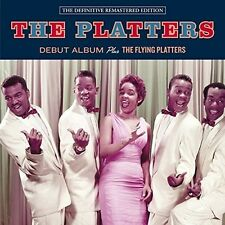 The Platters - Debut Album + the Flying Platters [New CD] Spain - Import
