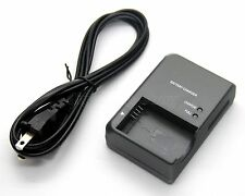 Battery Charger for Canon PowerShot G10 PowerShot G11 PowerShot G12 SX30 IS