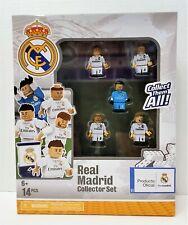 OYO Real Madrid 14 Piece Buikldable Collector Set, Navas, Benzema, Bale, Rolando