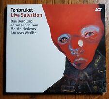 Tonbruket – Live Salvation - 2018 Contemporary Jazz CD - Comme Neuf