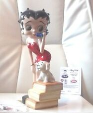 WADE BETTY BOOP  FIGURINE 18 OF 500 GIFT NEW BOXED WITH CERT
