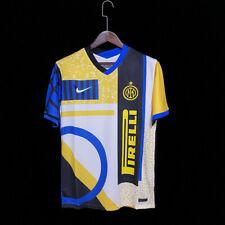 Shirt Jersey Maglia Inter Fourth 2020 2021 Lukaku Lautaro Barella Camiseta