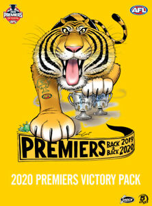 AFL PREMIERS 2020 VICTORY PACK (COLLECTOR'S EDITION) (2020) [NEW DVD]