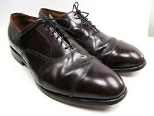 Allen Edmonds Park Avenue Cap Toe Oxfords Mens Size 9.5 EEE Shoes