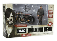 The Walking Dead TV - DARYL DIXON w/ NEW CUSTOM BIKE Deluxe Box Set McFarlane