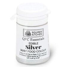 Colorante alimentare in polvere perlata Squires Kitchen ARGENTO