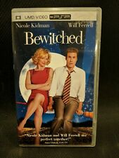 Bewitched (UMD movie, 2005) for Sony PSP player