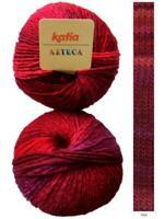 AZTECA KATIA Farbverlauf 7809 Wolle Strickwolle Schurwolle Stricken Mütze Loop
