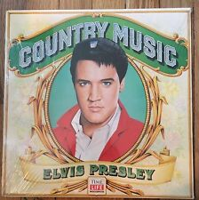 ELVIS PRESLEY COUNTRY MUSIC SEALED Vinyl LP ROCKABILLY TIME LIFE  STW-106 Sun