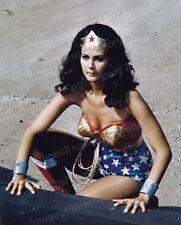 8x10 Print Lynda Carter Wonder Woman 1975 #LC38