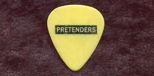 Pretenders 2009 Concrete Tour Guitar Pick! James Walbourne custom concert stage