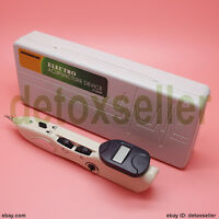 Digital Stimulator LCD Electronic Automatically Acupuncture Pen Free Acupoints